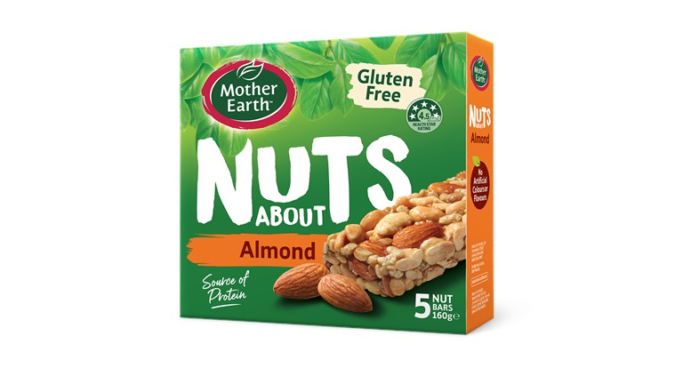 Nuts About Almond