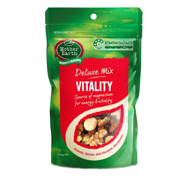 Vitality Deluxe Mix 150g